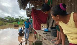 Amplían estado de emergencia en Moquegua, San Martín y Arequipa por lluvias