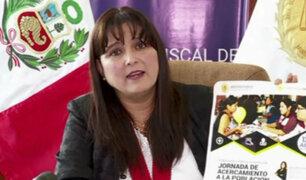 Fiscalía de Lima Sur realizará jornada de acercamiento a la población