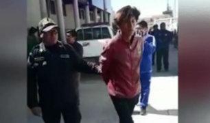 Cusco: detienen a cinco sujetos que habrían secuestrado y violado a menor