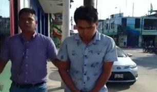 Tarapoto: sujeto se hacía pasar por mujer para abusar de menores