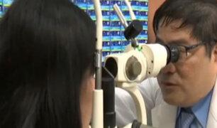 Taiwán: mujer descubre que tenía cuatro abejas vivas en el ojo