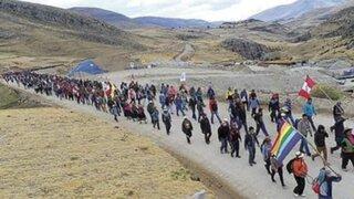 Las Bambas: comuneros desbloquearán Yavi Yavi tras 68 días de interrupción