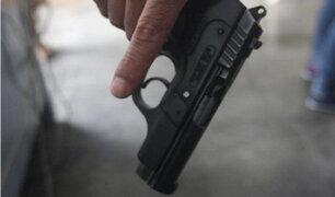 SJM: exmarino vendería armas a bandas del Callao
