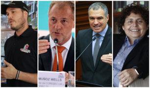 Población estaría buscando nuevos rostros presidenciables, según última encuesta de Datum