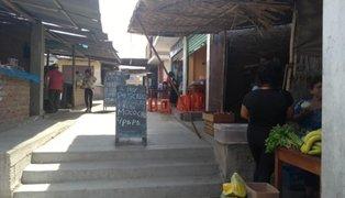 Trujillo: atacan a balazos a comerciantes de mercado exigiendo pago de cupos