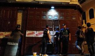 Municipio de Lima cierra Queirolo, Don Lucho, entre otros tradicionales bares