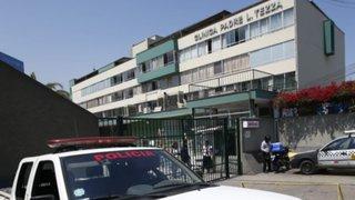 """Capturan a presunto integrante del """"Club de la Construcción"""" al interior de clínica en Surco"""