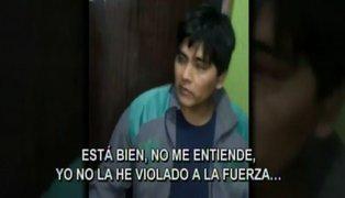 Sujeto es liberado pese a que confesó que violó a una niña de 13 años en Cercado de Lima