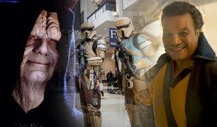 """Se realiza la """"Star Wars Celebration"""" con la mirada puesta en el fin de la saga"""
