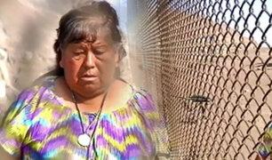 Condenada sin delito: anciana vive encarcelada en su propia casa dentro de un penal