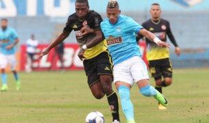 Sporting Cristal venció 3-1 a UTC de Cajamarca por la fecha 9 del Torneo Apertura