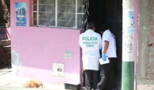 Feminicidio en Los Olivos: Defensoría del Pueblo pide máxima sanción contra asesino