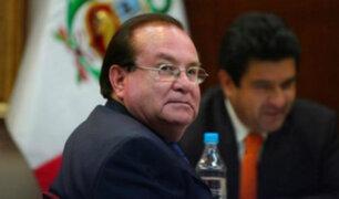 Luis Nava abandonó clínica y es trasladado a carceleta del INPE