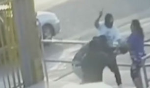 Callao: roban 5 mil soles a comerciante mientras caminaba