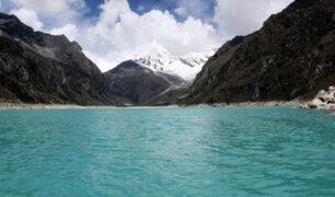 Áncash: posible desborde de laguna Parón pone en riesgo a pobladores de Caraz
