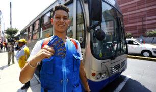 Comienza venta de tarjetas 'Lima Pass' para corredores viales