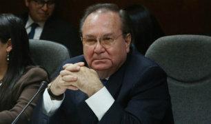 Congresistas apristas piden que se investigue y corrobore denuncia contra Luis Nava