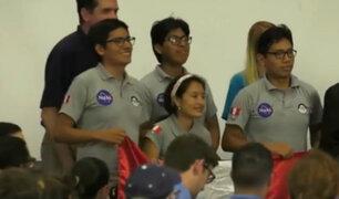 EEUU: alumnos de la UNI ganaron concurso de la NASA con vehículo lunar