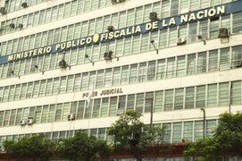 Fiscalía de la Nación: peritos habrían entregado documentos falsos