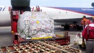 Llega a Venezuela primer cargamento de ayuda humanitaria de la Cruz Roja