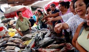 Semana Santa: conoce los precios de diferentes pescados