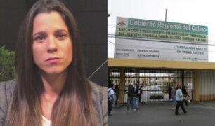 Vanessa Terkes denuncia alarmante deficiencias en hospital Daniel Alcides Carrión