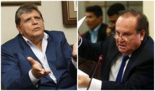 Alan García asegura que desconoce si Luis Nava recibió dinero de Odebrecht