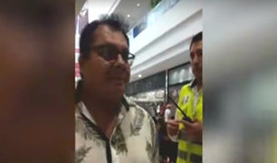 Independencia: detienen a hombre que tomaba fotos a joven en centro comercial
