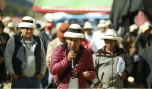 Gregorio Rojas denunció que no lo dejaron ingresar a mesa de diálogo