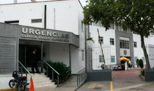 PPK: calma en exteriores de clínica previo a evaluación de apelación
