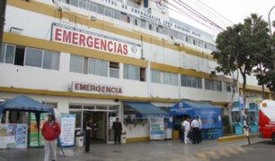 Alan García: aún no retiran restos del exmandatario del hospital Casimiro Ulloa