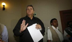 """Ministra de Salud sobre Alan García: """"La situación es muy crítica"""""""