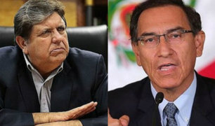Martín Vizcarra se pronuncia sobre muerte de expresidente Alan García