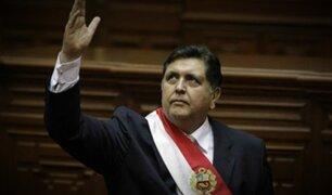 Alan García: ¿Qué tipo de ceremonia fúnebre recibirá el expresidente?