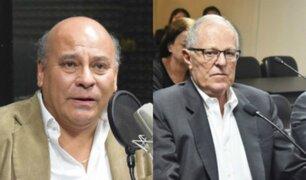 Cesar Campos: prisión preliminar de PPK es inconstitucional, abusiva y arbitraria