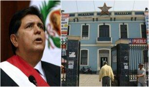 Alan García: restos del expresidente serán velados en la 'Casa del Pueblo'
