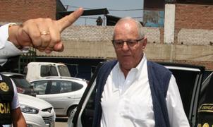 Fiscalía pidió modificar pedido de prisión preventiva por arresto domiciliario de PPK