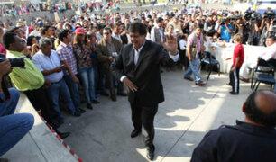 Alan García y su lado festivo dentro de la política