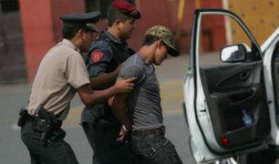 Trujillo: sujeto detenido por manejar en presunto estado de ebriedad huyó de comisaría enmarrocado