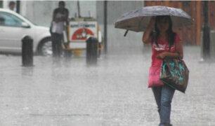 Senamhi: lluvias de ligera a moderada intensidad afectarían a la sierra durante feriado largo