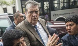 Ministro del Interior asegura que equipo que ingresó a casa de García se identificó