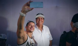 Mario Hart envió contundente mensaje a detractores de Alan García