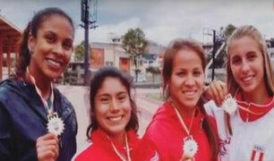 Atletas peruanos consiguen 16 medallas en Grand Prix de Ecuador