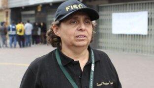 Susel Paredes asumirá nueva Gerencia de Seguridad Ciudadana de La Victoria