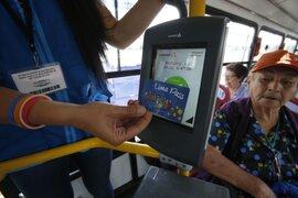 Corredor Azul: se inició cobro electrónico con la tarjeta Lima Pass