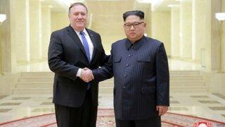 Corea del Norte pide a EEUU cambiar a Pompeo para reanudar diálogo nuclear