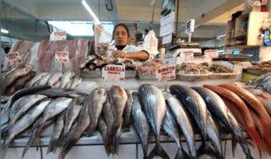 Estado de emergencia: Terminal pesquero de VMT mantiene sus precios bajos