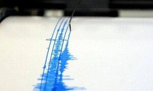 San Martín: sismo de 4.5 de magnitud remeció Tocache