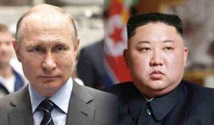 Vladimir Putin y Kim Jong-un se reunirán a finales de abril en Rusia