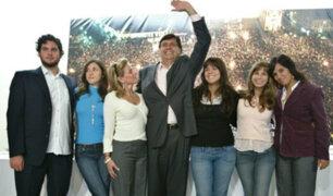 Conozca un poco más de los hijos del expresidente Alan García